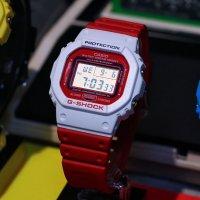 Zegarek męski Casio g-shock specials DW-5600TB-4AER - duże 2