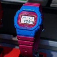 Zegarek męski Casio g-shock specials DW-5600TB-4BER - duże 2