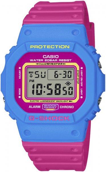 Zegarek Casio DW-5600TB-4BER - duże 1