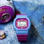 Zegarek męski Casio g-shock specials DW-5600TB-4BER - duże 6