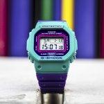 Zegarek męski Casio g-shock DW-5600TB-6ER - duże 6