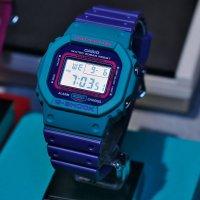 Zegarek męski Casio g-shock DW-5600TB-6ER - duże 2
