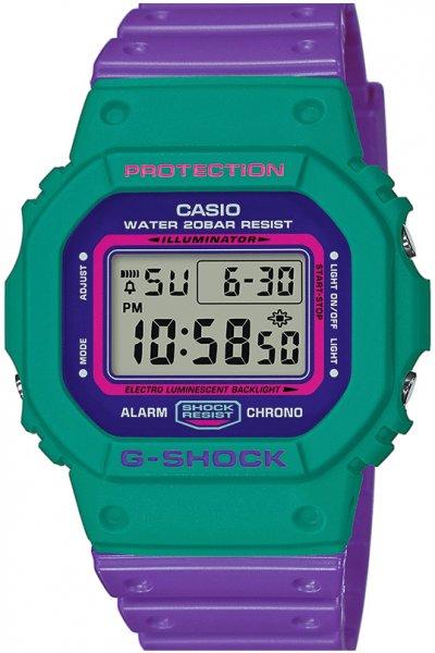 Zegarek męski Casio G-Shock DW-5600TB-6ER - zdjęcie 1