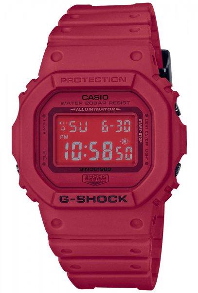 Zegarek G-Shock Casio 35TH ANNIVERSARY RED OUT COLLECTION -męski - duże 3