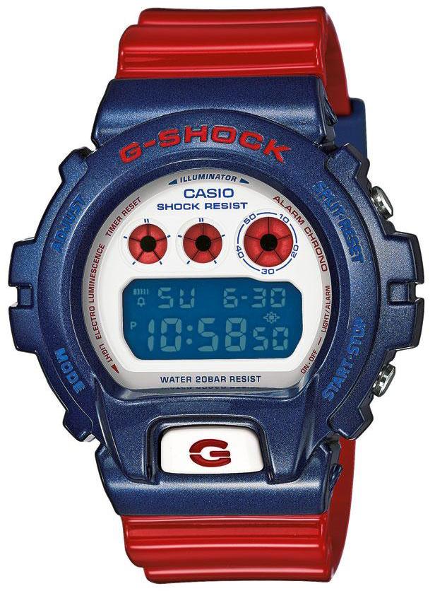 Zegarek Casio G-SHOCK DW-6900AC-2ER - duże 1