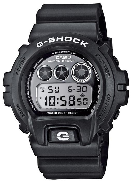 DW-6900BW-1ER - zegarek męski - duże 3