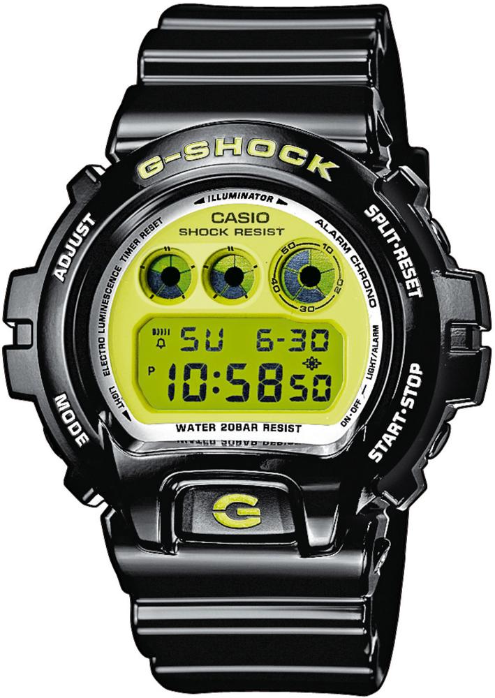 DW-6900CS-1ER - zegarek męski - duże 3