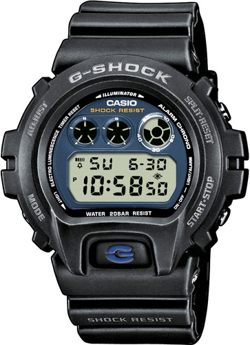G-Shock DW-6900E-1ER G-Shock Rough Rowdy