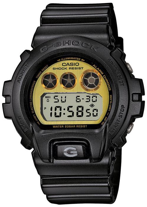 DW-6900PL-1ER - zegarek męski - duże 3