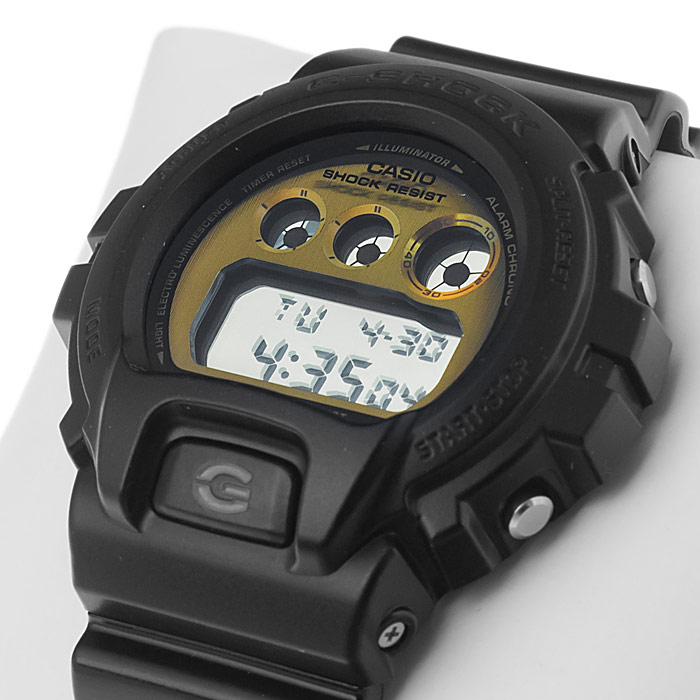 zegarek męski casio dw-6900pl-1er 50 mm