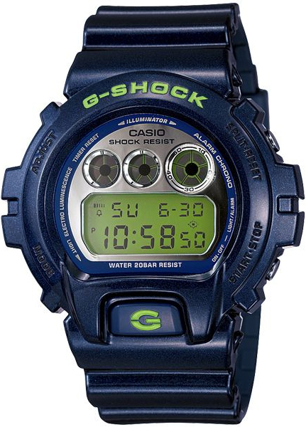 G-Shock DW-6900SB-2ER G-Shock Transgression