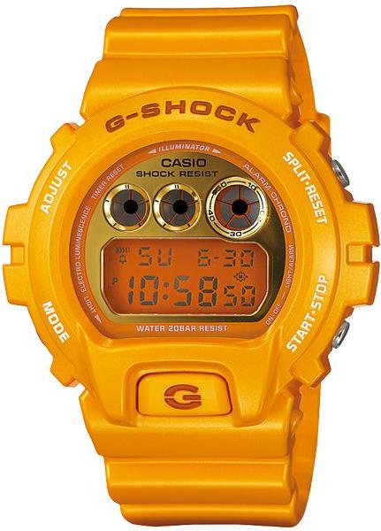 G-Shock DW-6900SB-9ER G-Shock Redemption