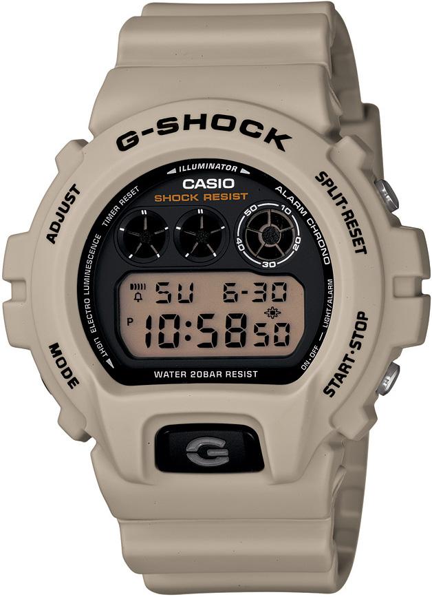 Zegarek Casio G-SHOCK DW-6900SD-8ER - duże 1