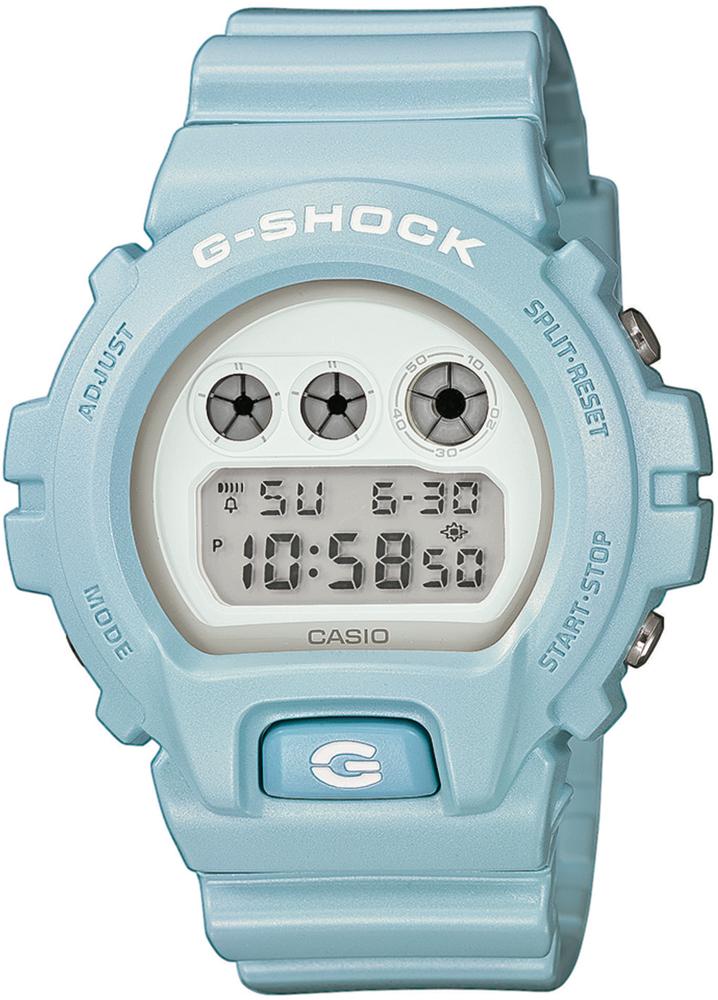 Zegarek Casio G-SHOCK DW-6900SG-2ER - duże 1