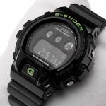 G-Shock DW-6900SN-1ER G-Shock zegarek męski sportowy mineralne