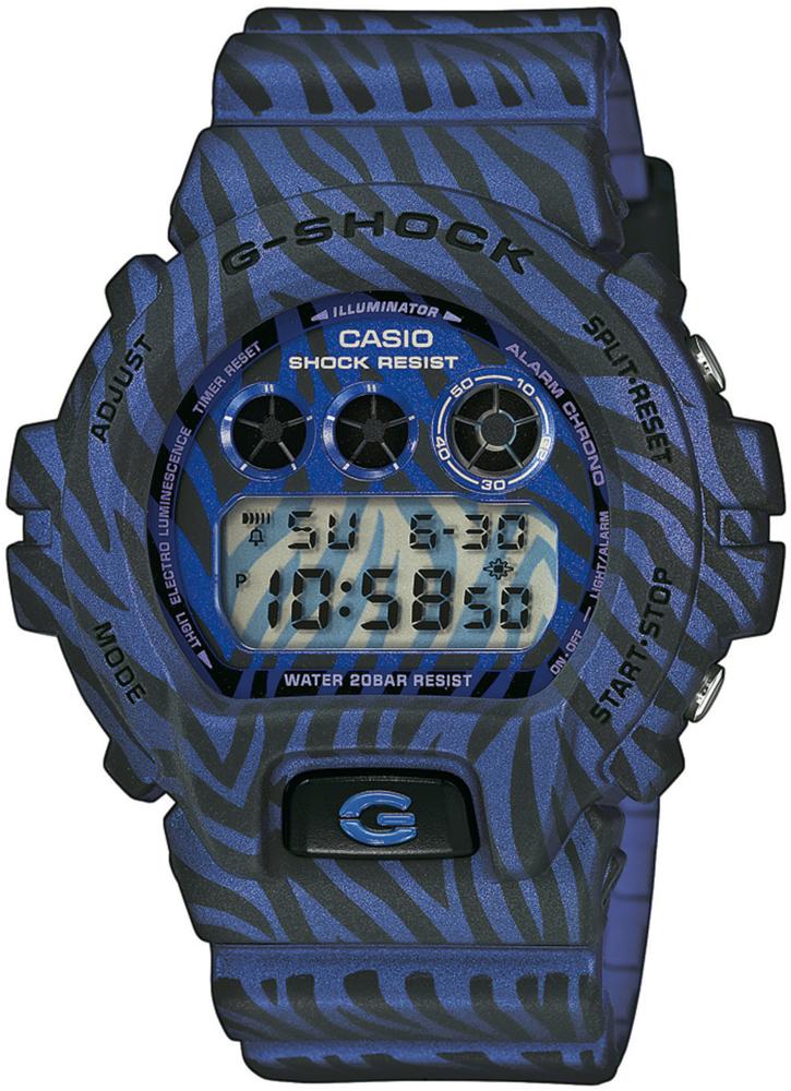 DW-6900ZB-2ER - zegarek męski - duże 3