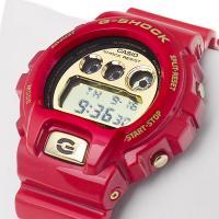 Zegarek męski Casio g-shock DW-6930A-4ER - duże 2