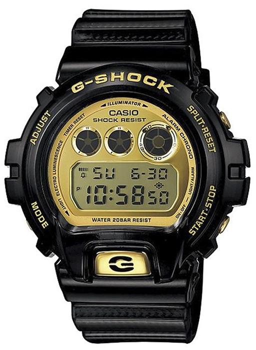 DW-6930D-1ER - zegarek męski - duże 3