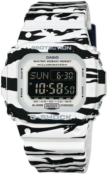 Zegarek Casio G-SHOCK DW-D5600BW-7ER - duże 1