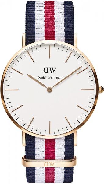 DW00100002 - zegarek męski - duże 3