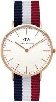 Zegarek męski Daniel Wellington classic DW00100003 - duże 1