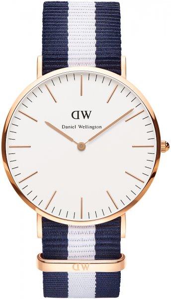 Zegarek Daniel Wellington DW00100004 - duże 1