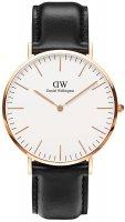 Zegarek męski Daniel Wellington classic DW00100007 - duże 1