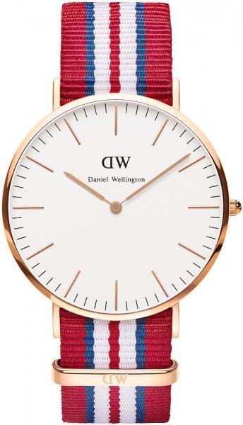 DW00100012 - zegarek męski - duże 3