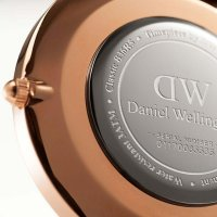 Zegarek męski Daniel Wellington classic DW00100014 - duże 3