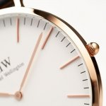 Zegarek męski Daniel Wellington classic DW00100014 - duże 5