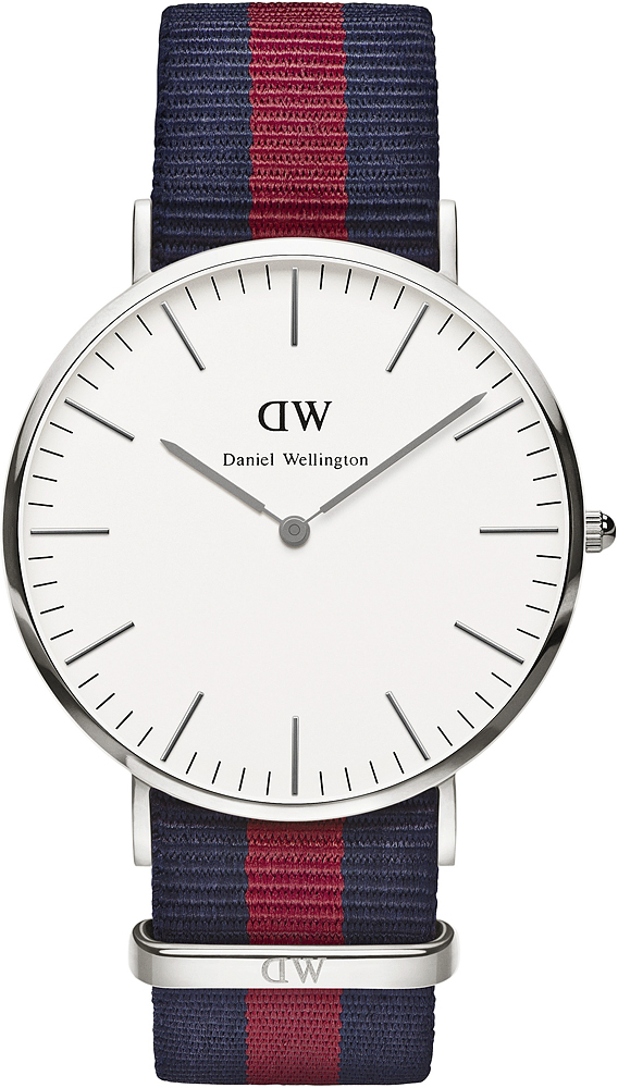 43116aedd6c660 Daniel Wellington DW00100015 Oxford 0201DW zegarek męski - Sklep ...
