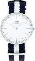 Zegarek męski Daniel Wellington classic DW00100018 - duże 1