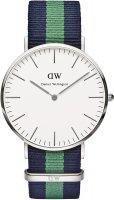 Zegarek męski Daniel Wellington classic DW00100019 - duże 1