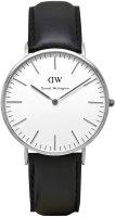 Zegarek męski Daniel Wellington classic DW00100020 - duże 1