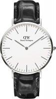 Zegarek męski Daniel Wellington classic DW00100028 - duże 1