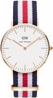 Zegarek damski Daniel Wellington classic DW00100030 - duże 1