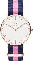 Zegarek damski Daniel Wellington classic DW00100033 - duże 1