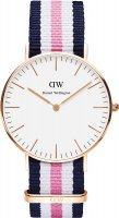 Zegarek damski Daniel Wellington classic DW00100034 - duże 1