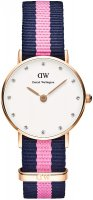 Zegarek damski Daniel Wellington classy DW00100065 - duże 1