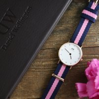 Zegarek damski Daniel Wellington classy DW00100065 - duże 3