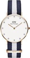 Zegarek damski Daniel Wellington classy DW00100078 - duże 1
