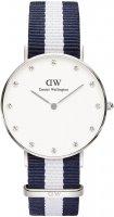 zegarek Glasgow Silver Daniel Wellington DW00100082