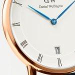 Zegarek damski Daniel Wellington dapper DW00100091 - duże 4