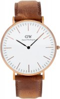 Zegarek męski Daniel Wellington classic DW00100109 - duże 1