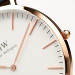 Zegarek męski Daniel Wellington classic DW00100109 - duże 5