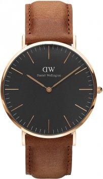 zegarek Durham Rose Gold Daniel Wellington DW00100126