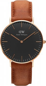 zegarek Durham Rose Gold Daniel Wellington DW00100138