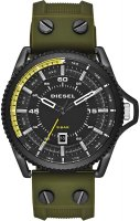 Zegarek męski Diesel rollcage DZ1758 - duże 1