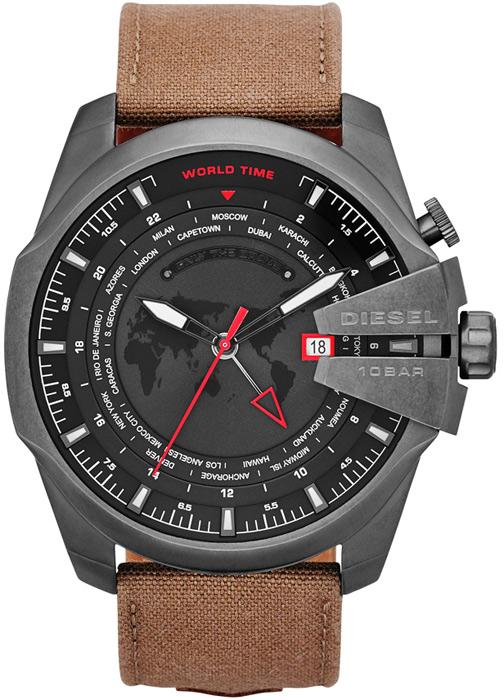 Zegarek męski Diesel analog DZ4306 - duże 1