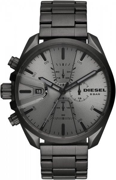 Zegarek męski Diesel ms9 chrono DZ4484 - duże 3